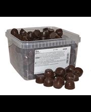 Karkkikatu 2,1kg Mintturulla mintunmakuinen tummasuklaakonvehti irto