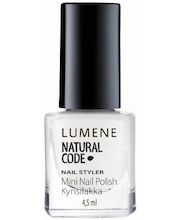 Natural Code by Lumene Nail Styler minikynsilakka 4,5 ml