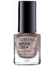 Lumene Natural Code Nail Styler Minikynsilakka 4,5 ml - 25 Little Miss