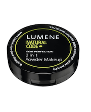 Lumene Natural Code 8g Skin Perfector 2in1 Powder Makeup - 10 Vanilla Cream