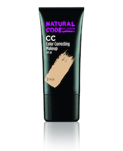 Natural Code By Lumene CC Color Correcting Meikkivoide 2 Nude 25ml