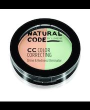 Natural Code By Lumene CC Color Correcting kiillon & punaisuuden häivyttäjä 10g