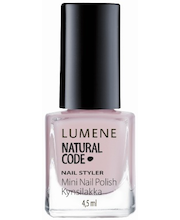 Lumene Natural Code 4,5ml  Nail Styler Minikynsilakka 3