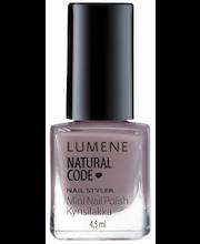 Lumene Natural Code 4,5ml  Nail Styler Minikynsilakka 4
