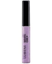 Lumene Natural Code Smile Booster Huulikiilto 6ml - 8 Icy Lavender