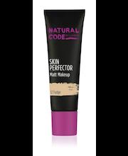 Lumene Natural Code Skin Perfector Mattameikkivoide 30ml - 12 Fudge