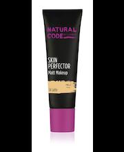 Lumene Natural Code Skin Perfector Mattameikkivoide 30ml - 14 Latte
