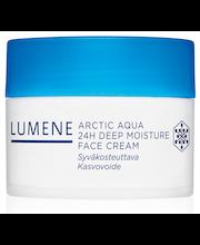 Lumene Arctic Aqua 50ml 24h Syväkosteuttava Kasvovoide