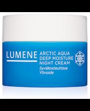 Lumene Arctic Aqua 50ml Syväkosteuttava Yövoide