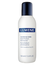 Lumene Gloss & Care 100ml Kynsilakan Poistoaine