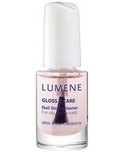 Lumene Gloss & Care 5 ml Kynnenvahvistaja