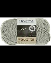 NOVITA WOOL COTTON 50G...