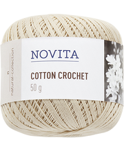 Cotton crochet 50g