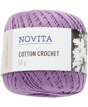 Novita Cotton Crochet 50g väri 744