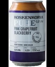 PURE Pink Grapef Black...