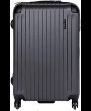 Saxoline matkalaukku 60cm, tummanharmaa