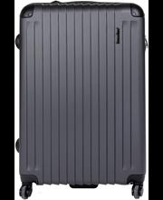 Saxoline matkalaukku 71 cm, tummanharmaa