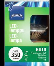 LED-lamppu 4,7 W GU10, kohde