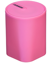 iKANOO One Bluetooth kaiutin, pinkki