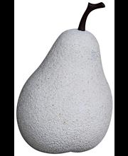 Päärynä 14x14x24cm valkoi