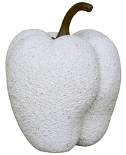 Paprika 15x14x19cm valkoi