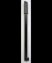 Retkipumppu 40cm musta