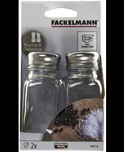 Fackelmann sirotinsetti: suola- ja pippurisirotin