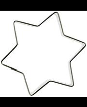 Leivontamuotti tähti