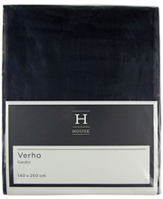 HANNA CURTAIN-BLACK - ...