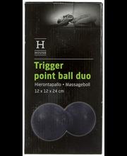 Trigger duopallo