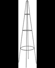 Obeliski k120cm musta