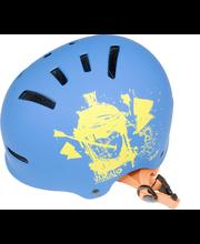 Bmx kypärä y-25 sininen