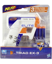 Nerf n strike elite triad