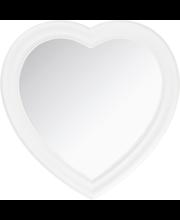 Seinäpeili heart 40x40cm