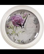 Seinäkello roses 24cm