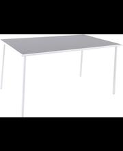 Pöytä teräs lasi 150x90cm