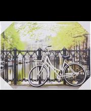 Canvastaulu 30x40 pyörä