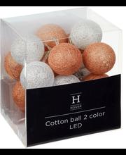 Cottonball 2 color house
