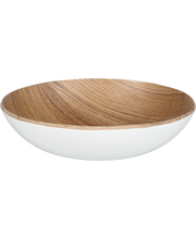 Dish Life kulho pajua 22 cm valkoinen