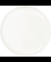 Lautanen 25cm valkoinen