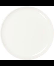 Lautanen 20cm valkoinen