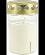 Kynttilä-Tuote Oy 65-80h Tähtilyhty sadesuojalla hautakynttilä