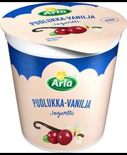 Arla 200 g Puolukka-vanilja jogurtti