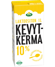 Arla 1 L laktoositon kevytkerma Uht