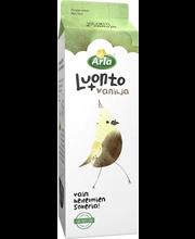 Arla 1 kg Luonto + AB  vanilja laktoositon jogurtti