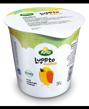 Arla Luonto+ 150 g laktoositon mango jogurtti