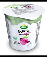 Arla Luonto+ 150 g  Vadelma ja Punajuuri laktoositon jogurtti