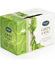 Nordqvist Green 4 You 20 x 1,50g vihreä pussitee monipakkaus