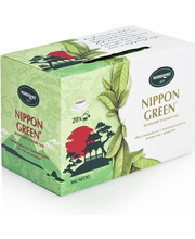 Nordqvist Nippon Green 30g vihreä maustettu pussitee