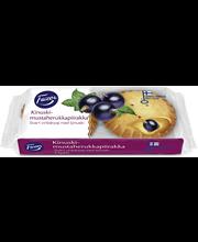 FAZER Kinuski-mustaherukkapiirakka 2kpl 140g piirakka